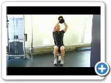 Blaise's Whole Body Five Direction Shoulder Movement W Dumbbell Exercise